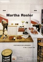 // Martha Rosler. Positions in the Life World