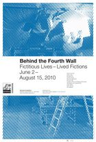 // Behind the Forth Wall. Ficitious Live - Lived Ficitions