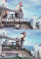 // Allan Sekula. Performance under Working Conditions